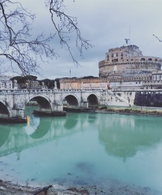 View of Castel Sant'Angelo