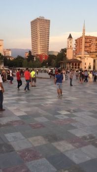 "Main Square ""Sheshi Skenderbeut"""