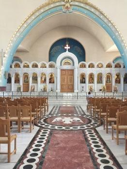 Orthodox Church in Tirana